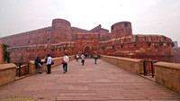 Agra - The Red Fort