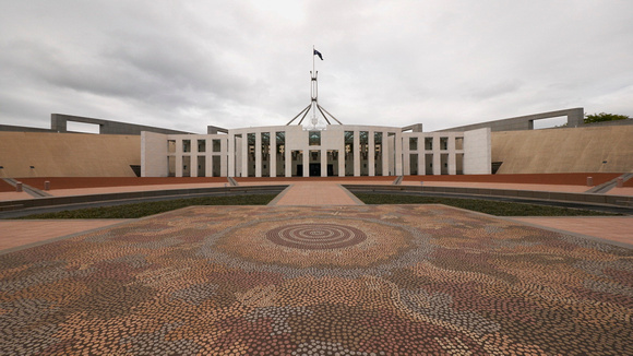 Parliament House - Canberra ACT